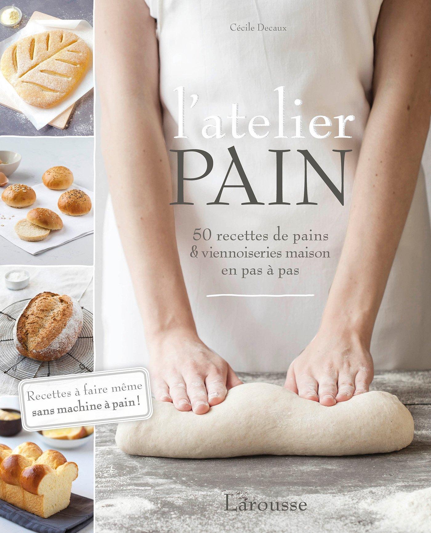 livre recette machine à pain