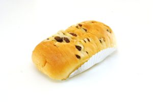recette de pain au raisin dans gluten
